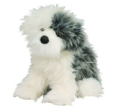 DOUGLAS CUDDLE TOY Stuffed Soft Plush Animal OLD ENGLISH SHEEPDOG Puppy Dog