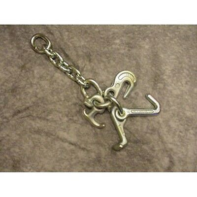 Mo-Clamp MCL6325 Tie Down Hook Cluster New