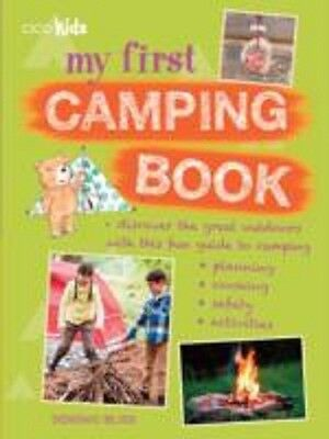 My First Camping Book / Dominic Bliss 9781782491989
