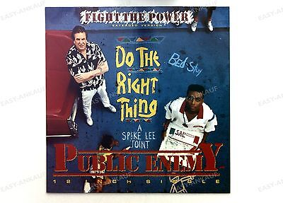 Public Enemy - Fight The Power Europe Maxi 1989 //1
