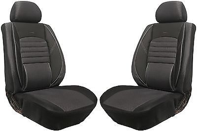 Custom Made Car Seat Covers Mercedes Sprinter 906 For Two Single Front Seats