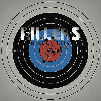 KILLERS Direct Hits BEST OF CD NEW 2013 Mr Brightside Somebody Told Me
