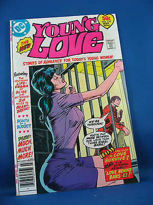 Young Love 124 Vf 1972