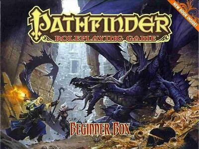 Pathfinder Roleplaying Game: Beginner Box by Jason Bulmahn (English) Paperback B