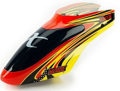 Blade 130 X BLH3722B Red/Yellow Option Canopy