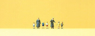 Preiser Z-scale 88556 Protestant sisters with children figures, NIB !!