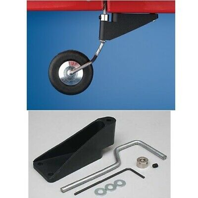 DuBro 377 Airplane Tail Wheel Bracket 1/4 Scale