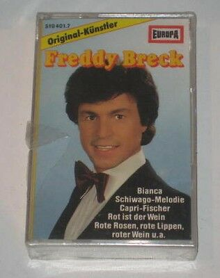 MC/SEALED/FREDDY BRECK/Europa 510401.7/NEU NEW