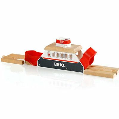 BRIO 33569 Ferry for Wooden Train Set