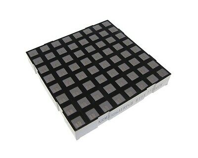 8x8 Matrix LED Display Square - RGB Color
