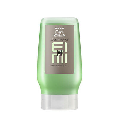 (10,56 € / 100ml) Wella Styling EIMI Sculpt Force Flubber Gel Haargel 125 ml