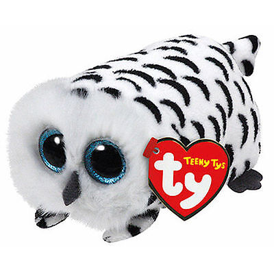 Teeny Tys Beanies   Nellie         Stackable 10cm Plush