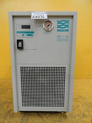 CFT-75 Neslab 395104041507 Refrigerated Recirculator Used Tested Working