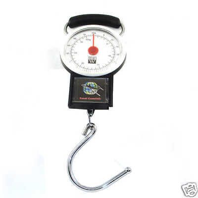 32kg Travel Luggage Suitcase Fishing Scale with 1m tape