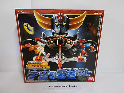 Goldrake Bandai Grendizer Soul Of Chogokin Gx-04S New Robot Action Figure