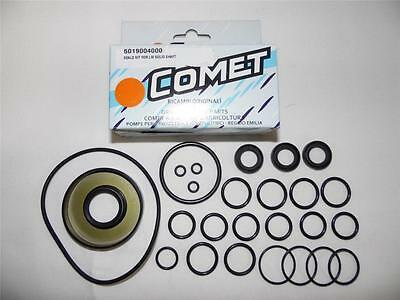 Lwd Comet Pressure Washer Pump Oil Seal Kit New 5019004000