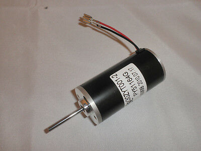 12V DC Electric Motor Quality Machined with Aluminium Ends (2 FOR £10)