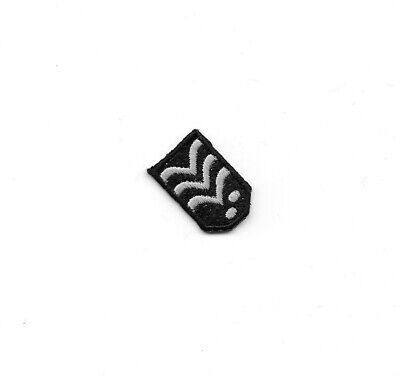 6cb7eedd23 Star Trek: Deep Space Nine Chief Petty Officer Collar Embroidered Patch NEW