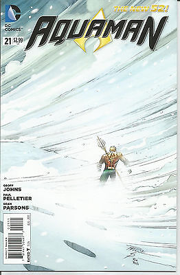 Aquaman # 21 * New 52 *