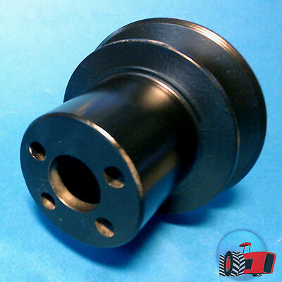 WPL5901 Water Pump Fan Pulley Massey Ferguson TEA20 TEF20 35 Tractor w 19mm belt