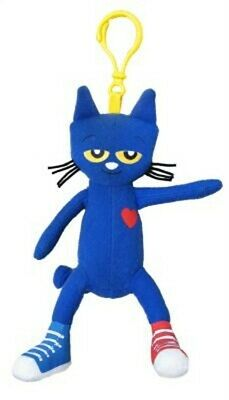 Pete the Cat Backpack Pull (Soft Toysoft or Plush Toy)