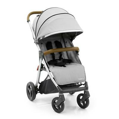 BabyStyle Oyster Zero Pushchair (Pure Silver) - RRP £229.00