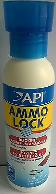 API PREVENT AMMO-LOCK 2 LIQUID TREATMENT FOR FISHTANKS 118ml 0317163030455