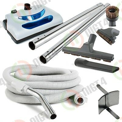 NUTONE BEAM Power head Vac 30' Central Vacuum Direct Connect Electric Hose KIT