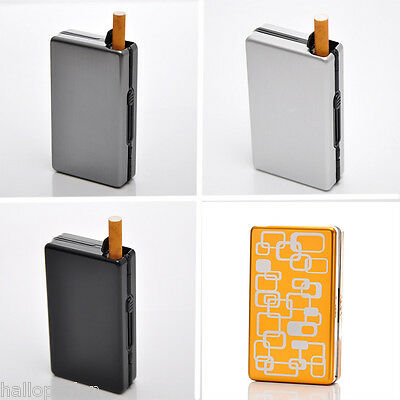 Mini Portability Cigarette Case Holder Box for 10 Cigarettes Box