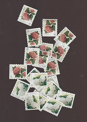 Canada 2016 Flowers 10 Sets from Coil Used