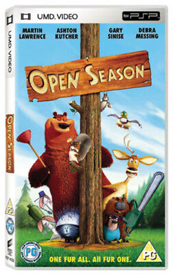Open Season DVD (2007) Roger Allers