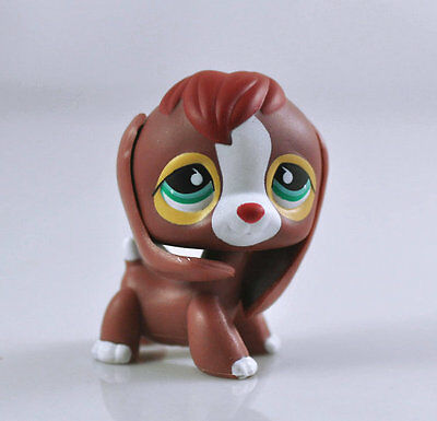 Pet Beagle Puppy Dog Child Girl Boy Figure Littlest Toy Loose Cute LPS968