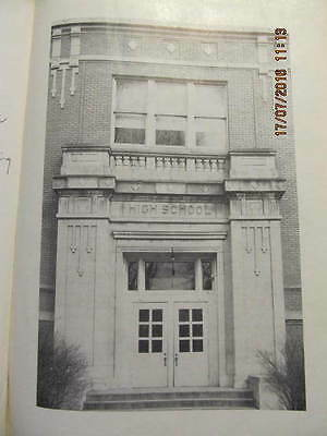 1945 Yearbook Herrin High School IL With Great Photos & Signatures