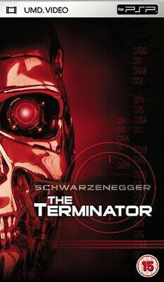 The Terminator  [UMD Mini for PSP] DVD