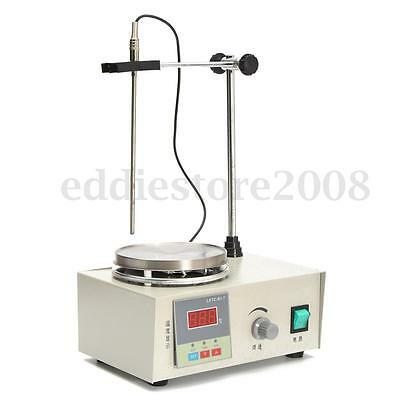 220V 85-2 Magnetic Stirrer Mixer With Heating Plate Hotplate Digital Display
