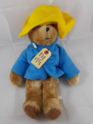 "Eden Paddington Bear Plush 14"" Darkest Peru"