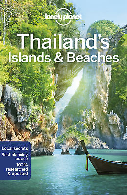 Thailand Islands and beaches Lonely Planet Travel Guide 2016 Travel Guide & Map