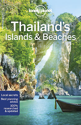 Thailand Islands and beaches Lonely Planet Travel GuideTravel Guide & Map