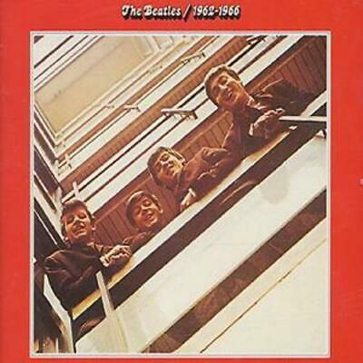 The Beatles : The Beatles: 1962-1966 CD 2 discs (1993)