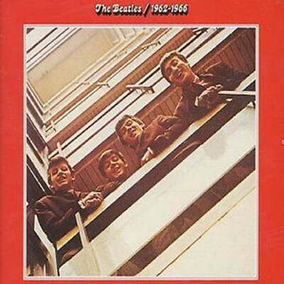 The Beatles : The Beatles: 1962-1966 CD (1993)