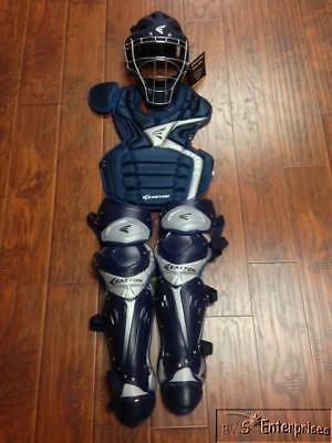Easton Mako Adult baseball catchers equipment gear NEW Ages 16+ Navy