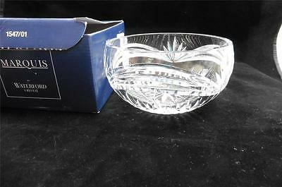"""Marquis by Waterford CALAIS 6"""" Bowl In Box Great Wedding Gift"""