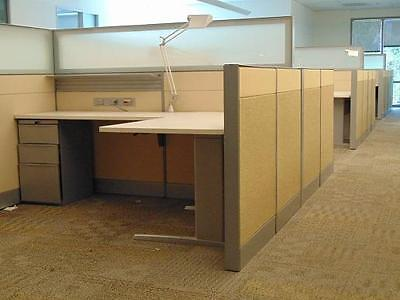 Used Cubicles For Sale, Teknion Furniture 7x8