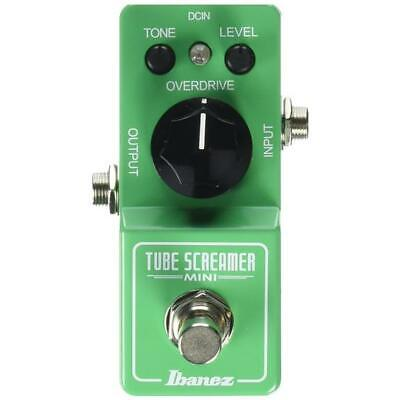 Ibanez TSMINI Tube Screamer Mini Guitar Overdrive Pedal