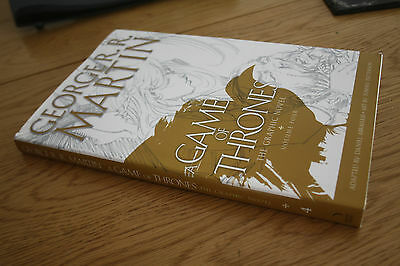 Vol  4  A Game of Thrones: Graphic Novel Volume Four George R.R. Martin