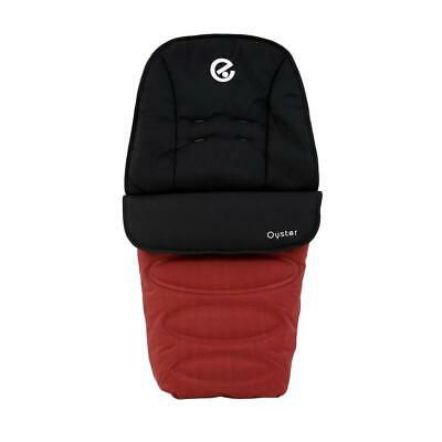 BabyStyle Oyster Footmuff (Tango Red) Universal Cosytoes ON SALE! WAS £40