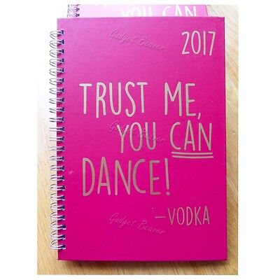 2017 Diary Planner ,Week To View Work School College Study A5