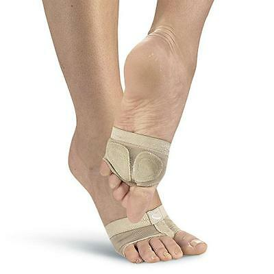 1 Pair of Ballet Dance Foot Thong Metatarsal Pads Ball of Foot Forefoot Cushions