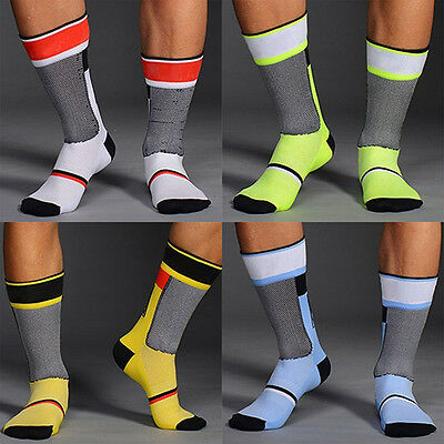 Unisex Little Cycling Socks Outdoor Sports Footwear Gym Cylinder Stockings