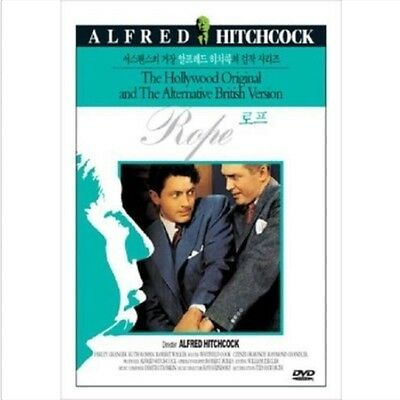 Rope (1954) DVD - Alfred Hitchcock (New & Sealed)